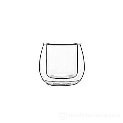 Set 2 bicchieri termici ametista bormioli luigi for Bicchieri termici