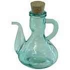 Oliera in vetro 0,25 litri con tappo in sughero