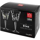 Set 6 calici vino Etna cl 20
