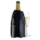 Raffredda bottiglie Active Cooler Champagne nero