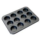 Stampo antiaderente per 12 mini muffin