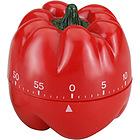 Contaminuti timer peperone rosso