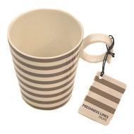 Tazza Mug Freshness Line Taupe