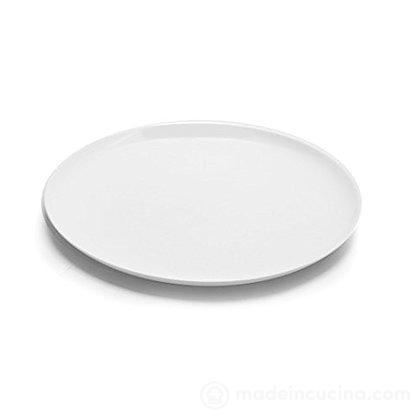 Set 6 piatti da pizza bianchi