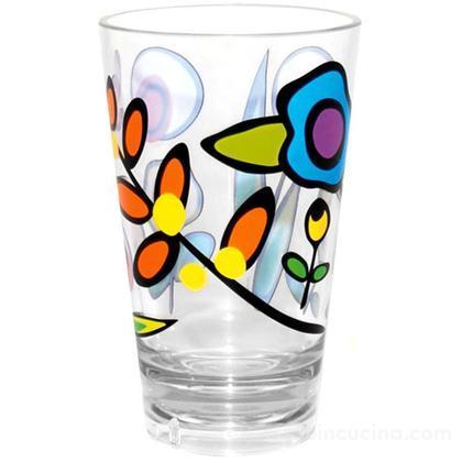 Bicchiere Wild Flora, set 6 pz.