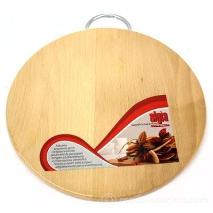Tagliere in legno tondo