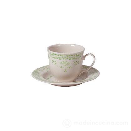 Set 6 tazze da tè Rose