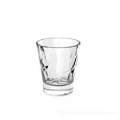 Set 3 bicchierini liquore Diamond