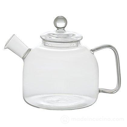 Bollitore in vetro borosilicato Tea Time