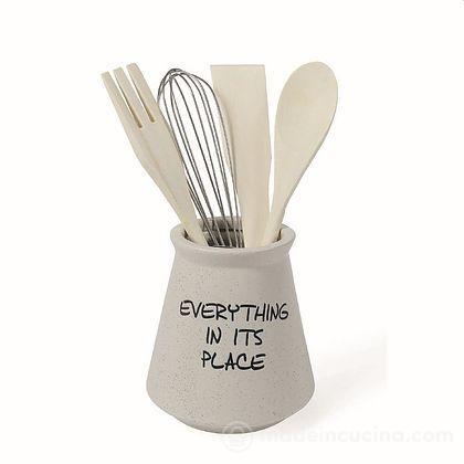 Set porta utensili Useful