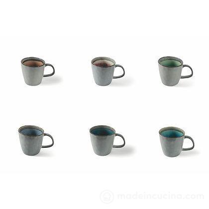 Set 6 tazze mug Bahamas