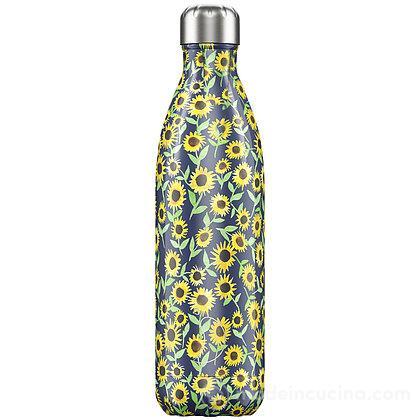 Bottiglia termica Floral Sunflower