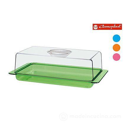 Porta formaggio rettangolare colori assortiti cosmoplast - Porta formaggio ikea ...