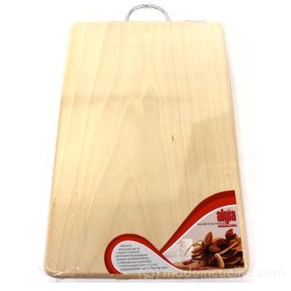 Tagliere legno con manico