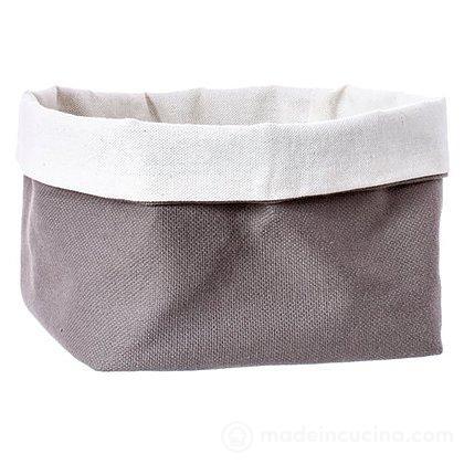 Cestino pane piccolo completo di cuscino riscaldabile