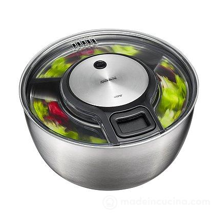 Centrifuga per insalata Speed Wing in acciaio inox