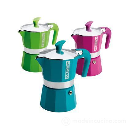 Caffettiera Color (colori assortiti)