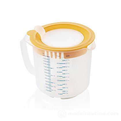 Bicchiere da miscelazione graduato 1,4 litri