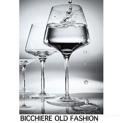 Bicchiere Old Fashion Aquarius