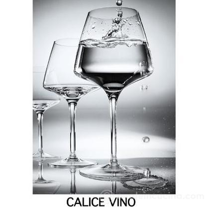 Calice vino Aquarius