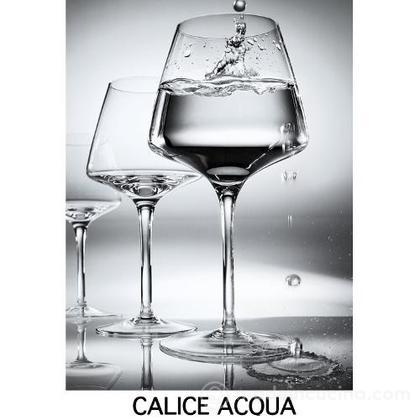 Calice acqua Aquarius