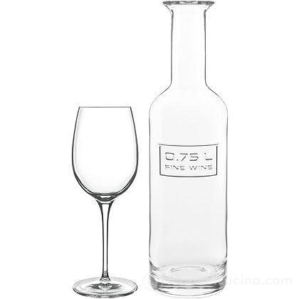 Servizio 7 pezzi Winesommelier