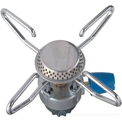 Fornello a gas compatto da campeggio Bleuet Micro Plus