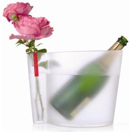 Secchiello ghiaccio Seau Roses & Bulles