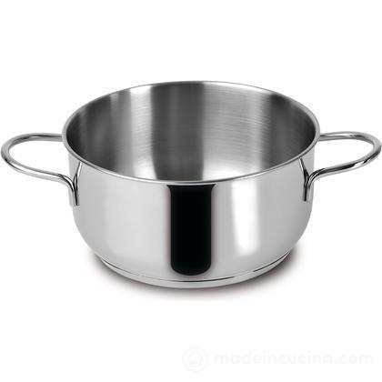 Casseruola alta acciaio inox Gran Cucina