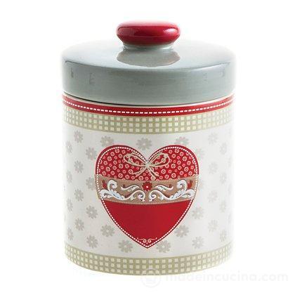 Barattolo in ceramica Dolce Casa Country Love cc 420 - Tognana ...