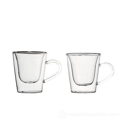 Set 2 tazzine da caffè termiche Duos