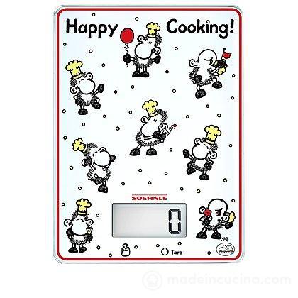 Bilancia elettronica da cucina Happy Cooking 66303