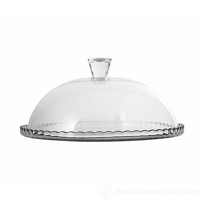 Piatto torta con cupola Patisserie