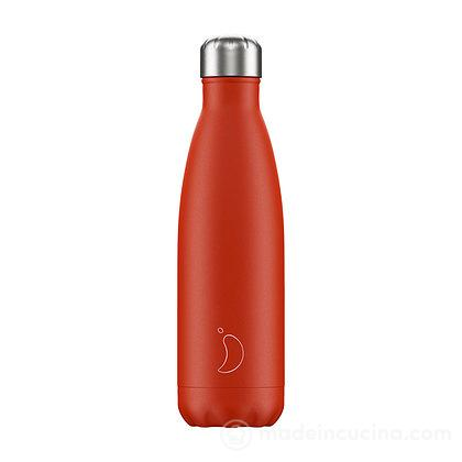Bottiglia termica Neon Red
