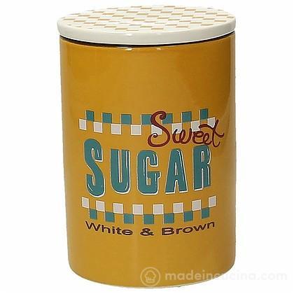 Barattolo zucchero con coperchio Vintage Dolce Casa
