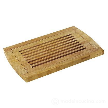Tagliere per il pane in bambù