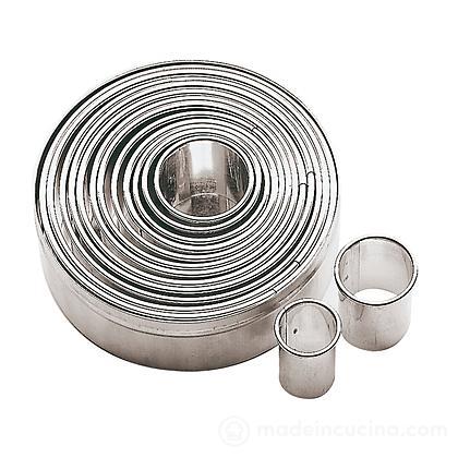 Tagliapasta ad anello in acciaio inox