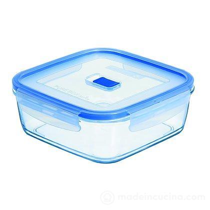 Contenitore quadro in vetro Pure Box con valvola Active