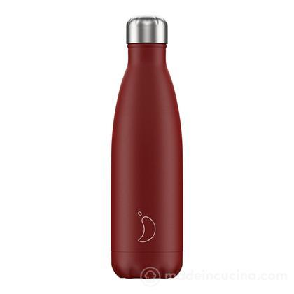 Bottiglia termica Matte Red