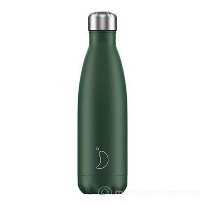Bottiglia termica Matte Green