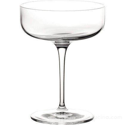 Set 4 coppe champagne Sublime