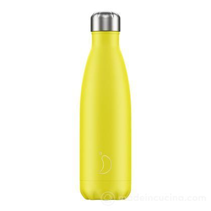 Bottiglia termica Neon Yellow