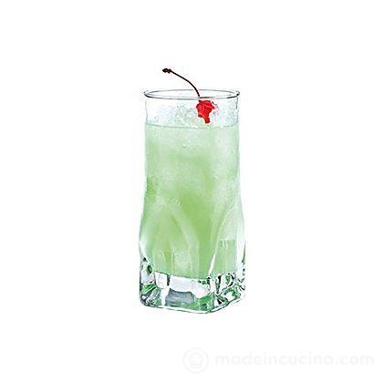 Set 6 bicchieri bibita Quartz