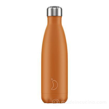 Bottiglia termica Matte Orange