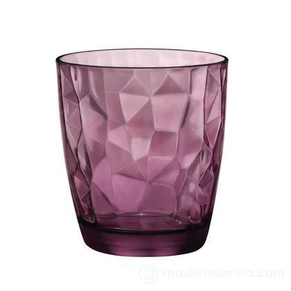 Set 3 bicchieri acqua Diamond