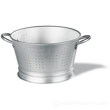 Scolapasta conico con base alluminio Serie 700