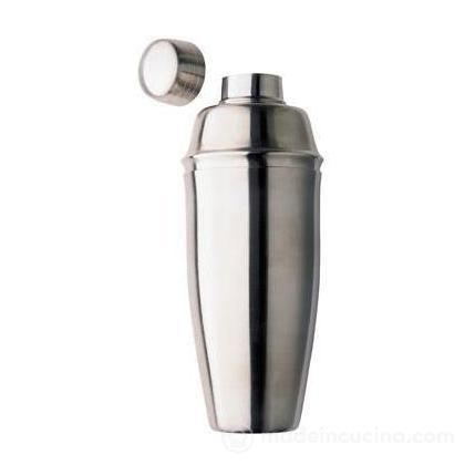 Shaker in acciaio inox con tappo dosatore