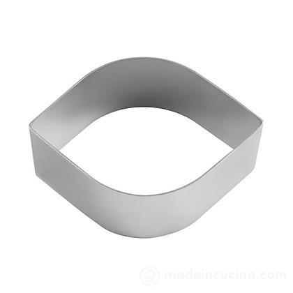 Coppapasta foglia in acciaio inox