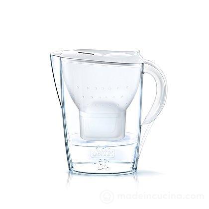 Caraffa filtrante Marella fill&enjoy 2,4 litri + 1 filtro