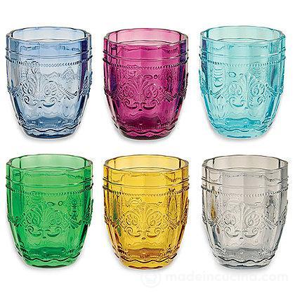 Set 6 bicchieri acqua Syrah